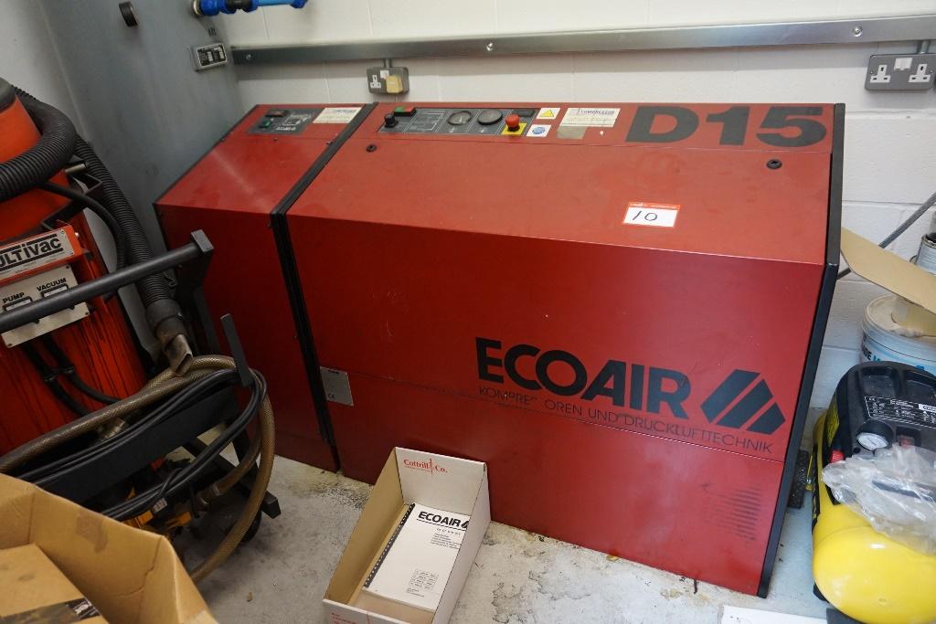 ecoair d15 air compressor rh cottandco com Air Terrarium Eco Eco Air Rehau