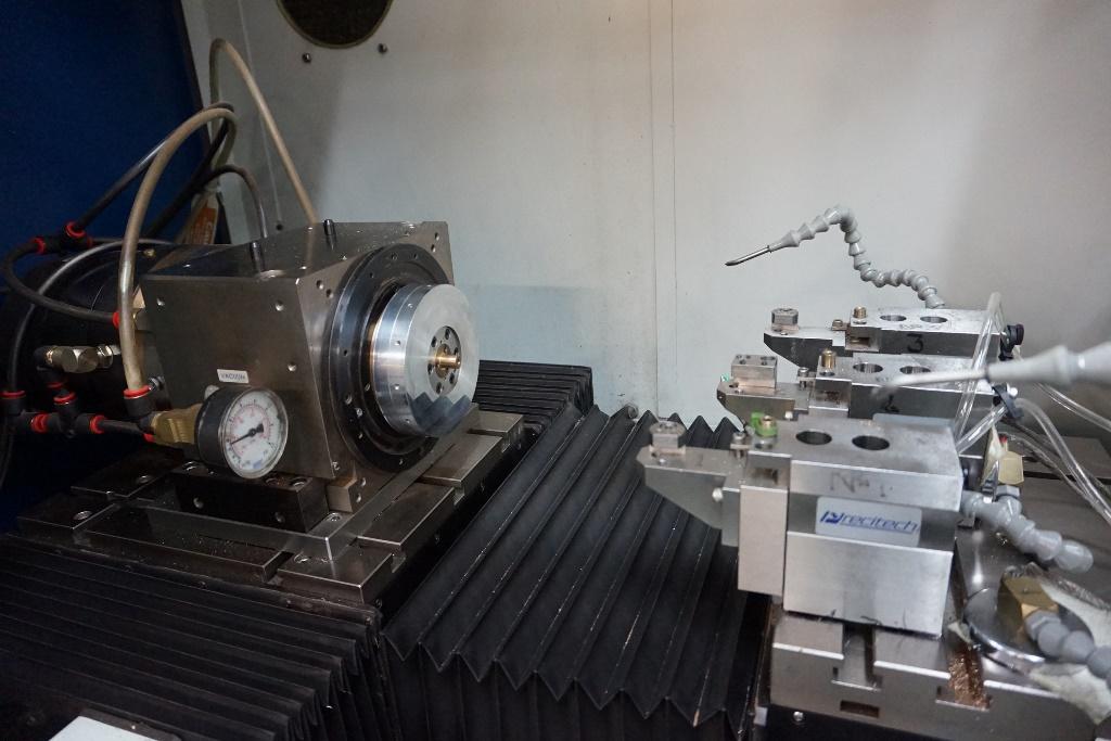 Precitech Nanoform 250 Ultra Precision Diamond Turning Lathe