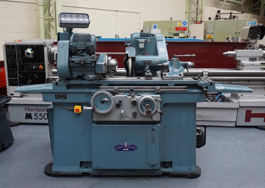 jones and shipman cylindrical grinder manual