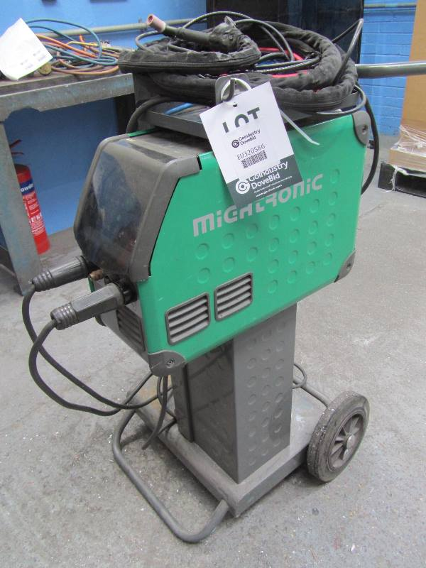 Migatronic PI 200 AC/DC PFC Tig Welder