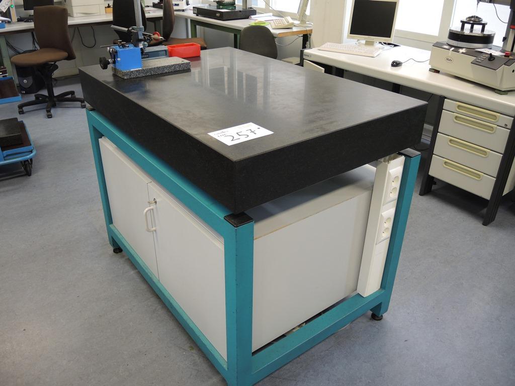 granite table 800mm x 1200mm on steel frame. Black Bedroom Furniture Sets. Home Design Ideas