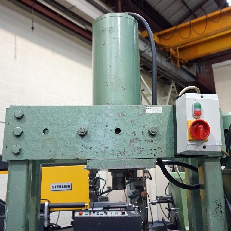 Tetroc 20 Ton Hydraulic Heavy Duty Garage Style Bearing Press