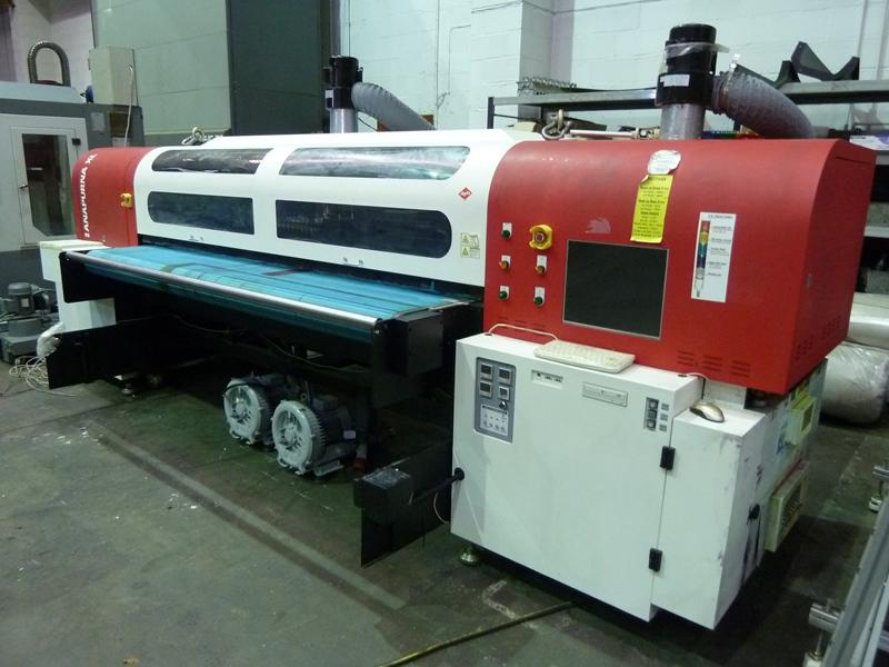 poster printing machine