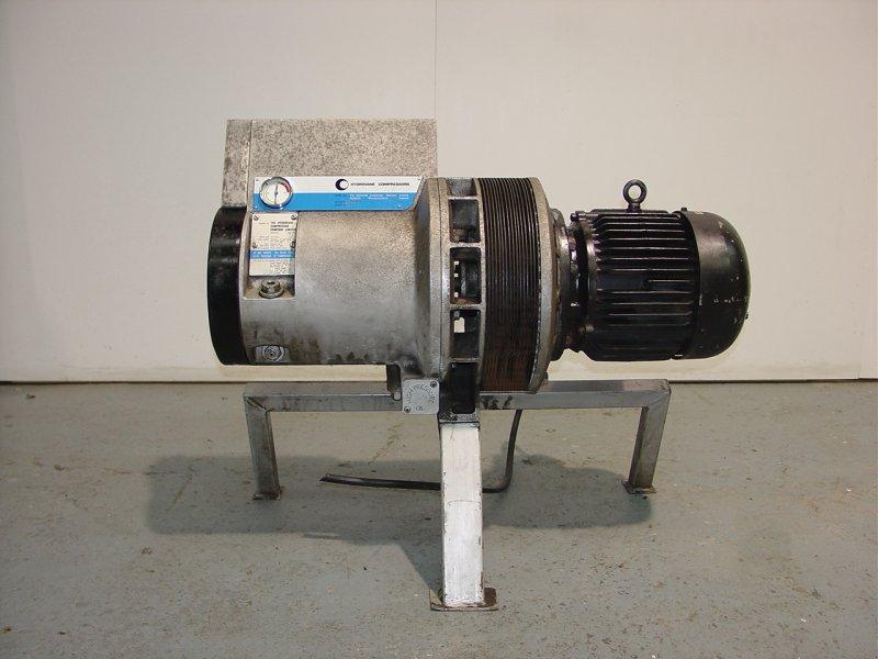 hydrovane type 23 pu rotary air compressor rh cottandco com Hydrovane Air Compressor Small Rotary Air Compressors