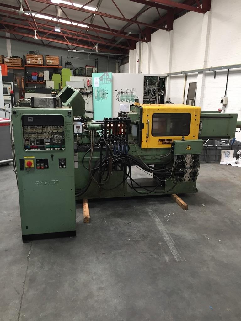 Arburg Allrounder 270-90-500 Injection Moulding Machine