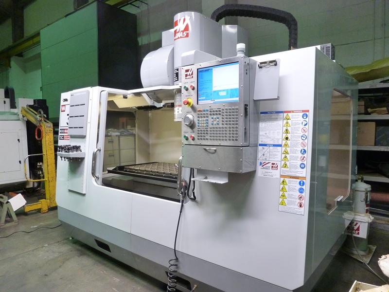 HAAS VM3 Mold Maker Vertical Machining Centre