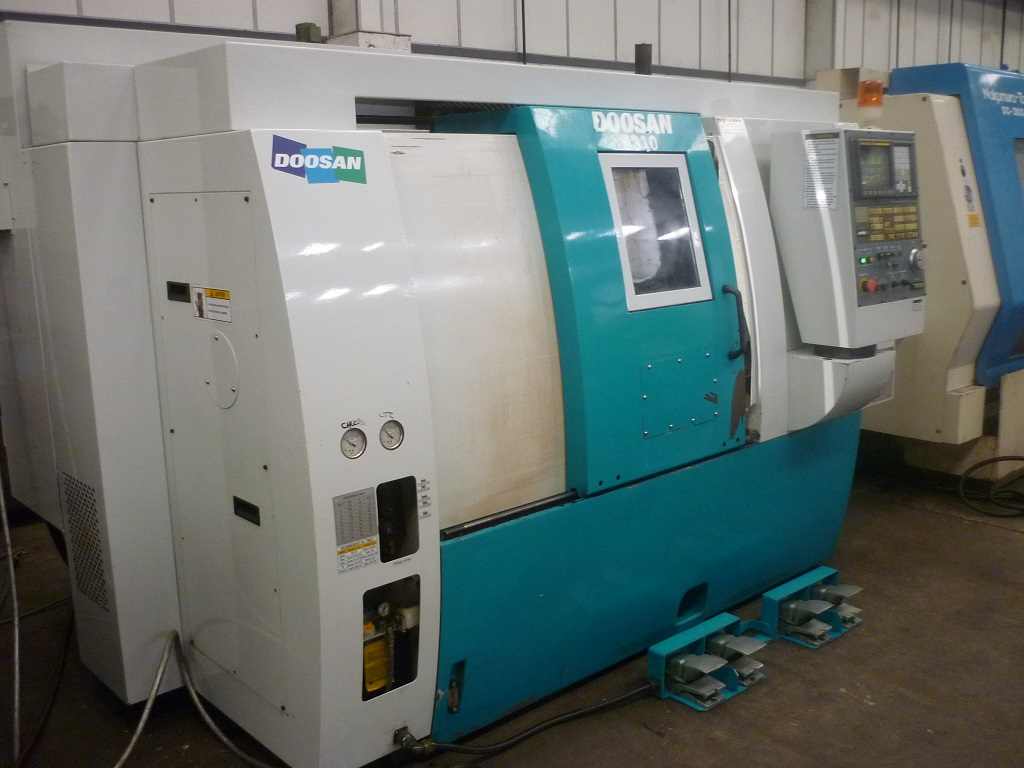 Item description. Doosan S310 ...