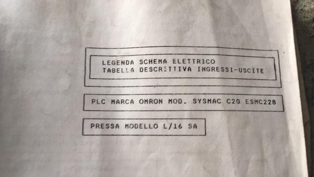 Schemi Elettrici Legenda : Combination to include lots 400 400a & 400b