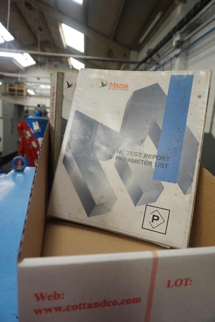 Mazak SQT 200 MS CNC Lathe