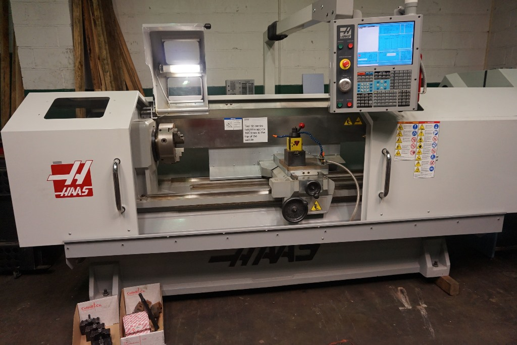 Haas TL3 HE CNC Lathe with Haas Control
