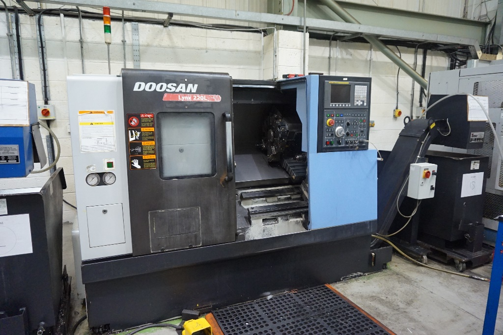 Doosan Lynx 220 Manual