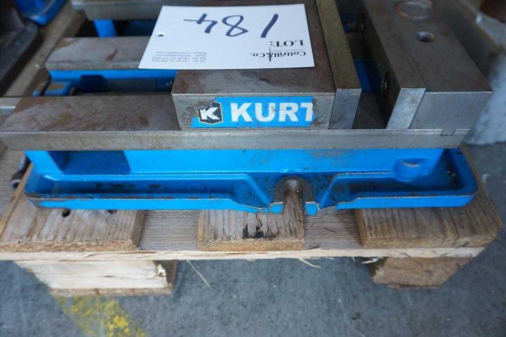 kurt machine vice