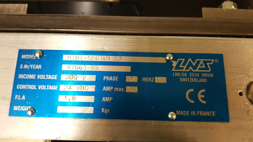 Citizen M20 CNC Turning Centre
