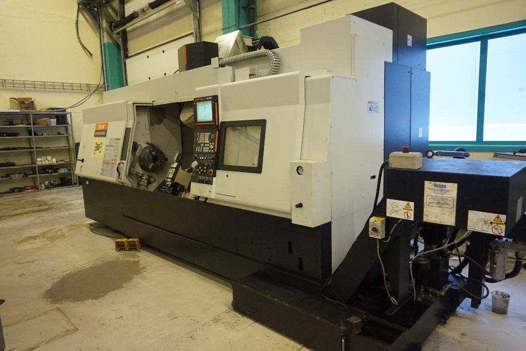Mazak Integrex 400III Multitasking CNC Mill/Turning Centre