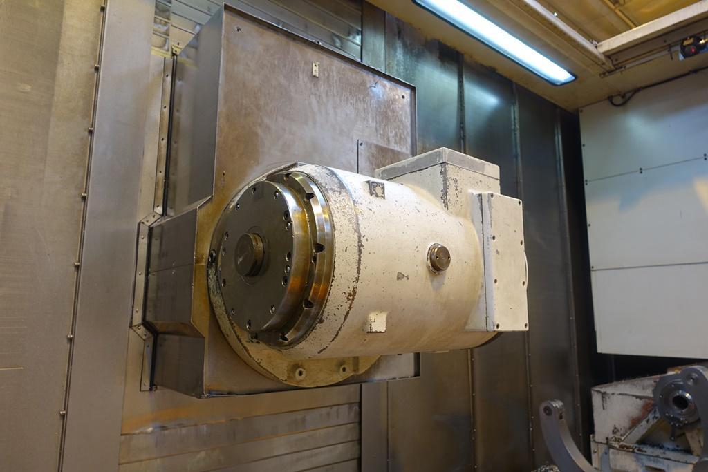 Mazak Integrex E-650-H Multi Tasking 5-Axis CNC Turning / Milling