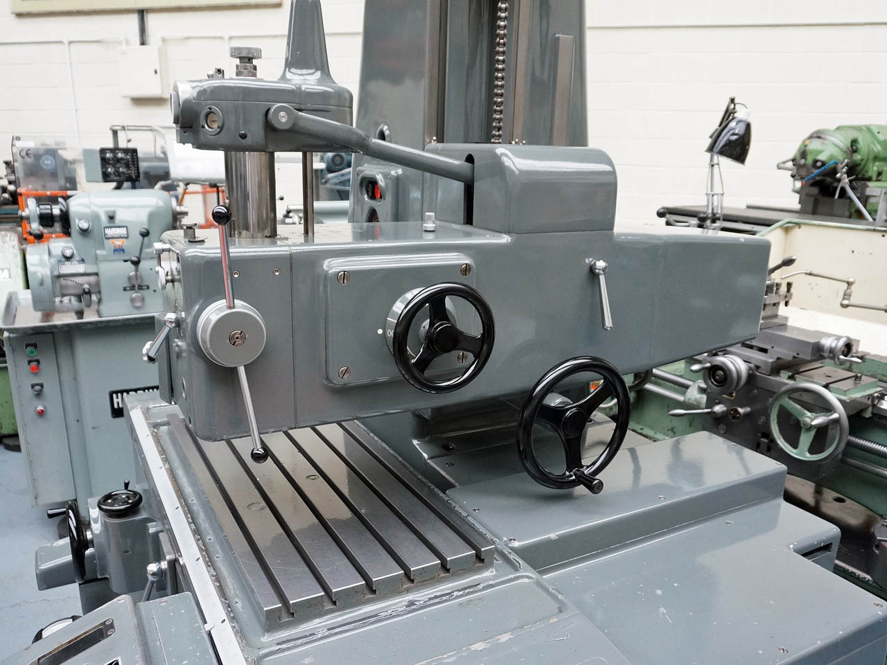 Sip Type Mp 2p Precision Toolroom Jig Borer