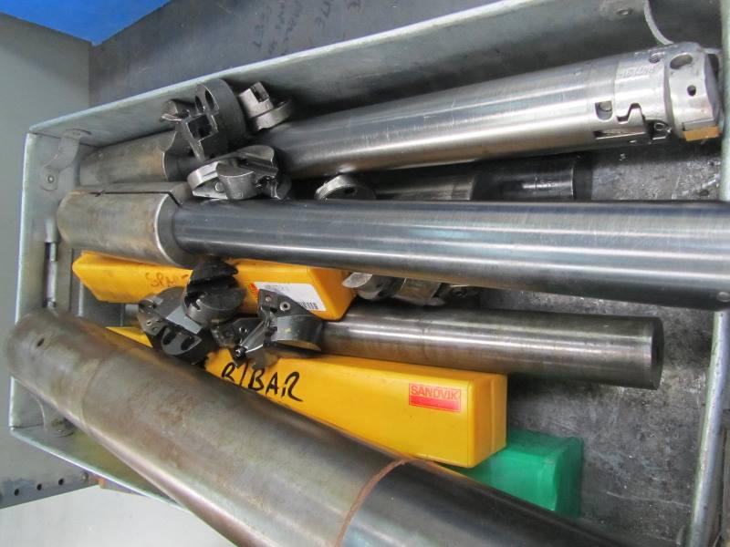 Large Boring Bars : Large diameter lathe boring bars
