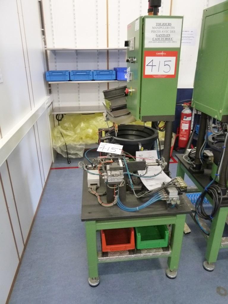 france vibration type ea parts counter/sorter