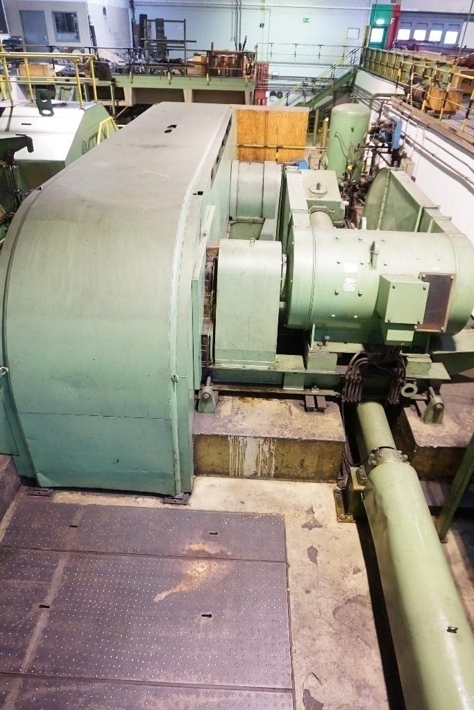 SMS/MEER/ Cold Pilger Rolling Mill