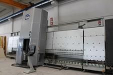 CMS Industries Model Profile CNC Vertical Glass Machining Centre