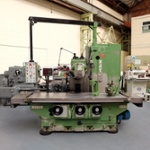 Zayer Type 77AF Bed Type Milling Machine