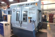 Matsuura Cublex 25 5 Axis Twin Pallet Turning/Milling Machine
