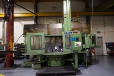 Homma MF2/S4/BW3 TAC-12F Turning Machine