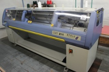 Stoll CMT 211 450001 10 Gauge Computerised Flatbed Knitting Machine
