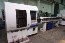 Tornos Deco 2000 Sliding Head Machine