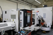 Mazak Quickturn 200MSY Turning Centre
