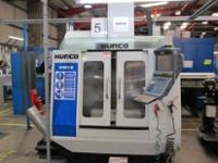 Hurco VM10 Machining Centre