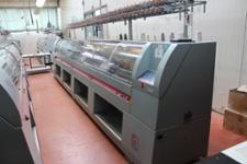 Steiger Vesta Multi Flat Bed Knitting Machine