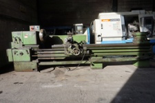 TOS Trensin Gap Bed Lathe