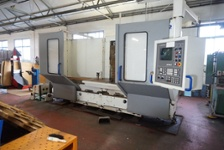Heller PFH2 CNC Milling Machine with Uni-pro NC80C Control