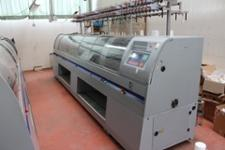 Steiger Aries 6 Flat Bed Knitting Machine